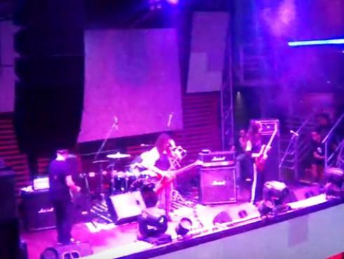 Así se vivió el Side Show por el 'Día de Rock Peruano' [VIDEO]
