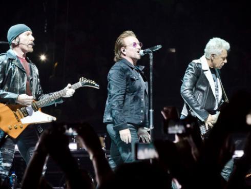 Día Internacional de la Mujer: U2 apoya campaña a favor de la igualdad de género