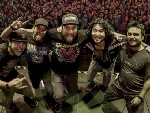 Diazepunk celebró 10 años del disco 'Ciudad Indiferente' [VIDEOS]
