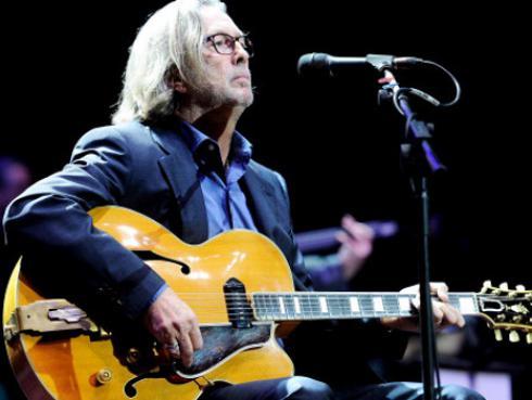 Documental sobre Eric Clapton será dirigida por el ganador del Oscar Lili Fini Zanuck