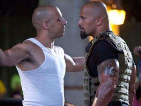 Este mensaje de Dwayne Johnson confirmaría riña con Vin Diesel [FOTO]