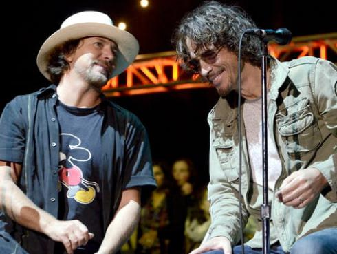 Eddie Vedder sobre muerte de Chris Cornell:
