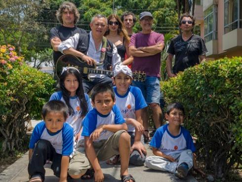 El albergue 'Inspira' y Mar de Copas presentan concierto benéfico