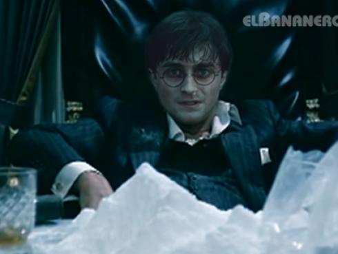 'El Bananero' lanzó la segunda parte de su parodia de 'Harry Potter' [VIDEO]
