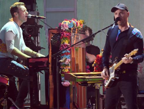 ¿Coldplay se cambió el nombre a Los Unidades?