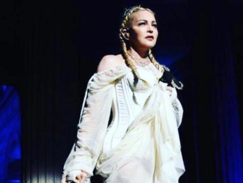 El 'follow' de Madonna que ha hecho estallar a las redes sociales
