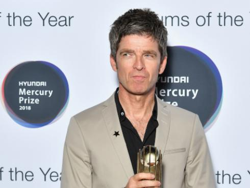 Noel Gallagher se presentará en The Best FIFA Football Awards 2018