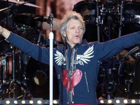 Jon Bon Jovi se define como un adicto al trabajo