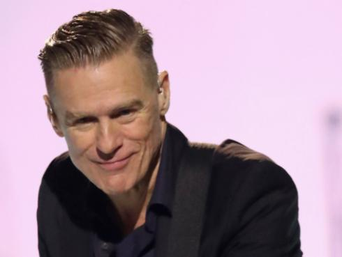 Bryan Adams defendió a los autores y compositores canadienses [FOTO]