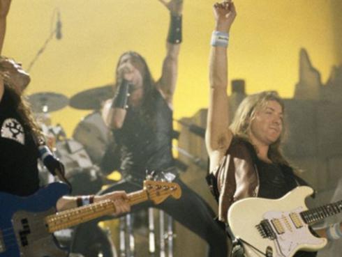 El juego 'Ion Maiden' cambió de nombre tras demanda de Iron Maiden