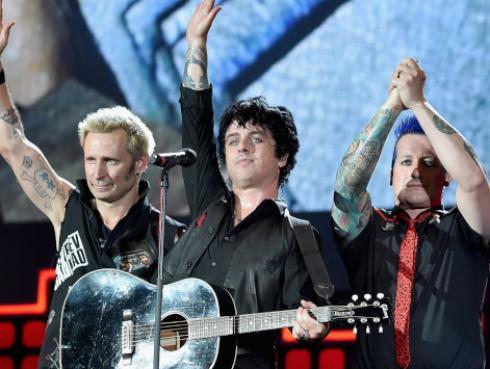 El motivo por el qué Green Day aprueba portada del álbum de Vince Staples