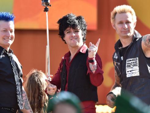¿Se viene algo nuevo de Green Day? [FOTO]