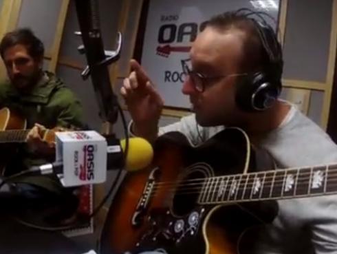 #Fogatera: El Marshall y Piccini interpretaron 'Desde Que Te Perdí', de Kevin Johansen
