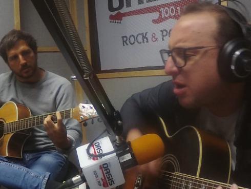 #Fogatera: El Marshall y Piccini interpretaron 'Personalidad', de JAS