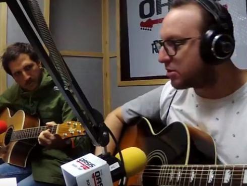#Fogatera: El Marshall y Piccini interpretaron 'Quizás Porque', de Sui Generis