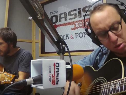 #Fogatera: El Marshall y Piccini interpretaron 'Y es que sucede así', de Arena Hash