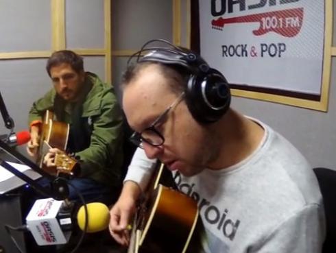 #Fogatera: El Marshall y Piccini interpretaron 'Nada fue un error', de Coti