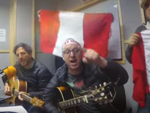 ¡El Marshall y Piccini celebran la clasificación de Perú al Mundial con esta canción! [VIDEO]