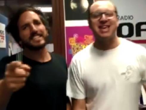 El Marshall y Piccini y su versión de 'Persiana americana' como nunca antes la escuchaste [VIDEO]