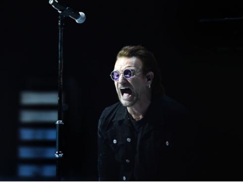 El motivo por el que Bono usa gafas oscuras
