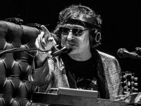 Charly García cerró el 2018 con concierto en el Gran Rex
