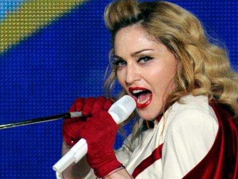 Madonna y su tratamiento de belleza