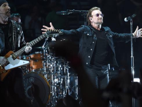 Los cambios positivos que la tecnología de U2 está dando en los conciertos