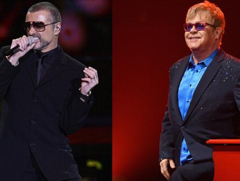 Elton John revela qué canción de George Michael era su favorita