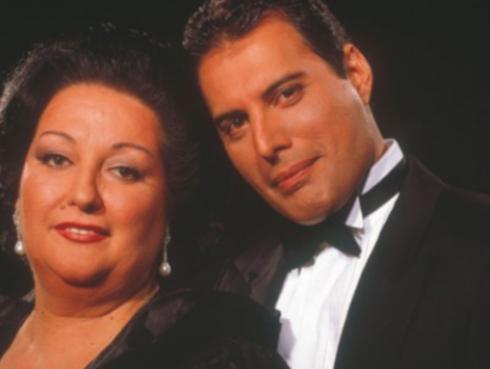 Falleció Montserrat Caballé, la soprano que conquistó a Freddie Mercury