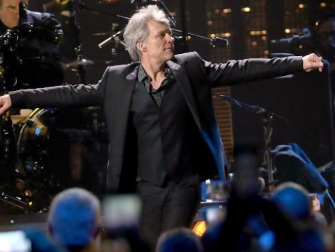 El consejo que Jon Bon Jovi se daría de joven