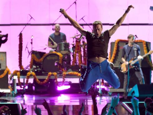 Coldplay lanzará el documental 'A Head Full of Dream'