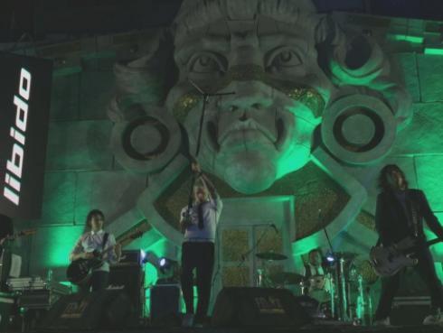 Libido es la primera banda en presentarse en la quinta temporada de 'Animales nocturnos'