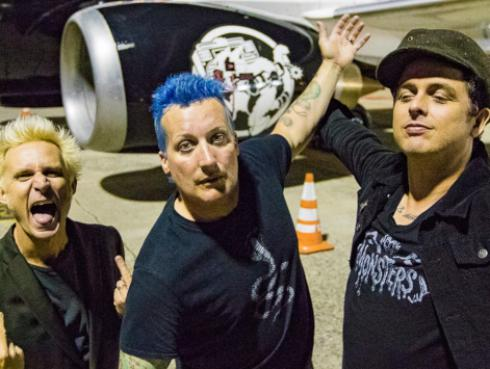 Este fue el regalo de Green Day para sus fans en diciembre
