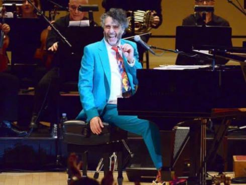 Así fue la presentación de Fito Páez en el Carnegie Hall de Nueva York