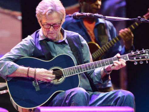 Eric Clapton asegura que un nervio dañado afectó sus habilidades para tocar la guitarra