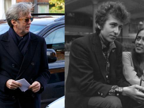 Subastarán por millonaria cifra manuscritos de Bob Dylan, Eric Clapton y más
