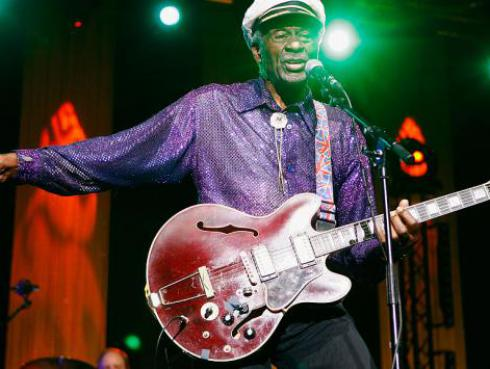 Escucha 'Big boys', la nueva canción de Chuck Berry [VIDEO]