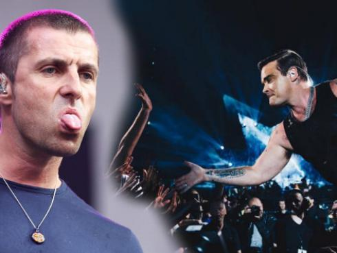Este artista no quiso colaborar con Robbie Williams
