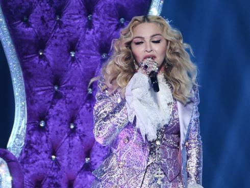 Madonna finalizó su nuevo disco con la ayuda de una de sus hijas