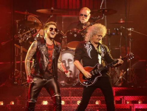 Queen anunció nueva gira junto a Adam Lambert