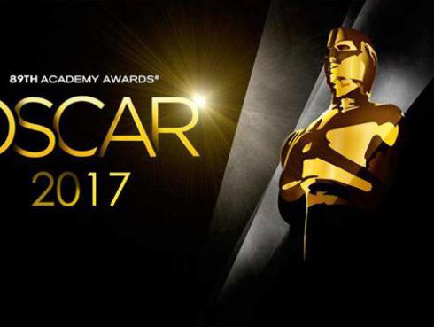Esta es la lista completa de los nominados al Oscar 2017