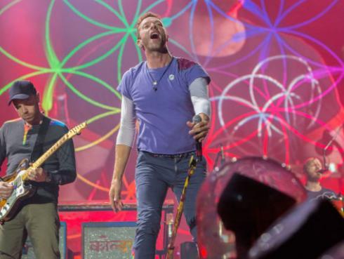 Estrenan canción de Chris Martin, de Coldplay, y Avicii