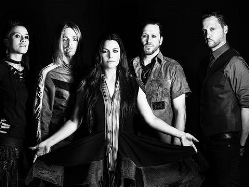 ¡Evanescence presentó canción inédita luego de cinco años!