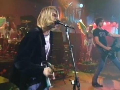 Ex miembros de Nirvana se juntaron en concierto