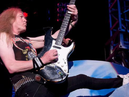 'Expo Iron Maiden' llegará por primera vez a Chile