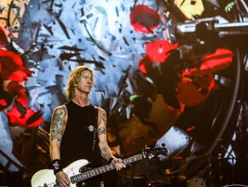 Duff McKagan, de Guns N' Roses, prepara disco