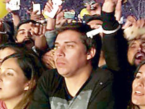 Así reaccionó el fan chileno que fue troleado por Coldplay en redes sociales