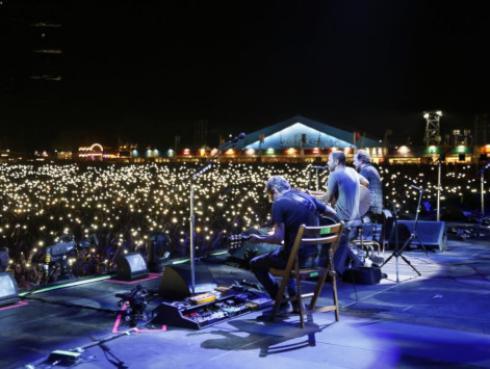 Fanáticos chilenos no perdonar error de Pearl Jam en las redes sociales