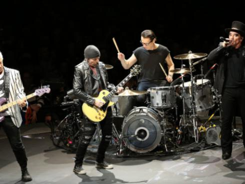 Fanáticos de U2 encuentran las grabaciones en vivo más antiguas de la banda