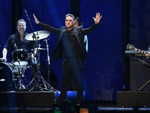 Fecha confirmada para el concierto de Robbie Williams en Chile